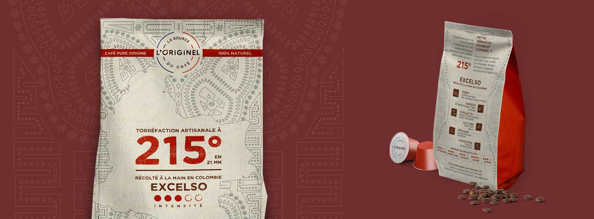 03 l originel packaging coffee capsule colombie pattern.jpg